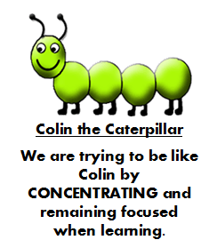 Colin Caterpillar