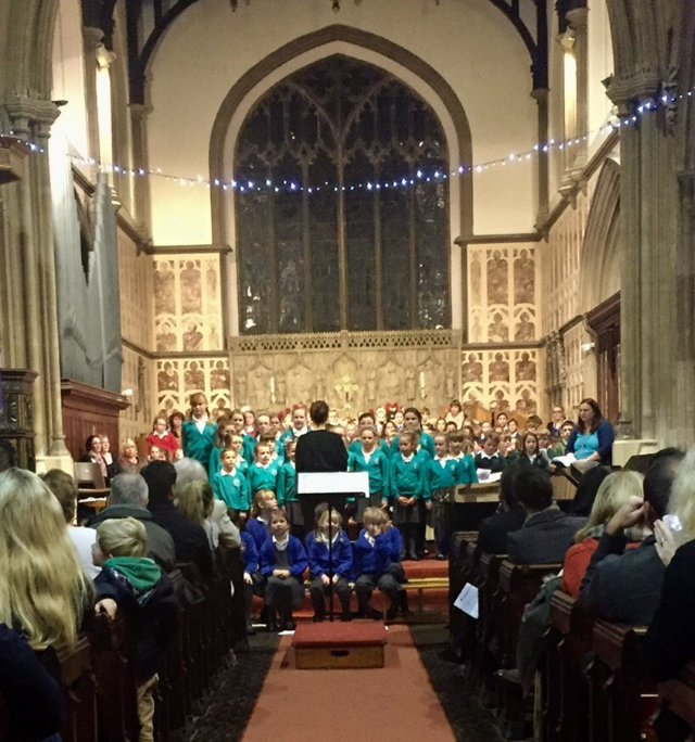 KS2 Choir