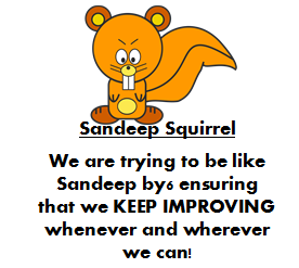 Sandeep Squirrel