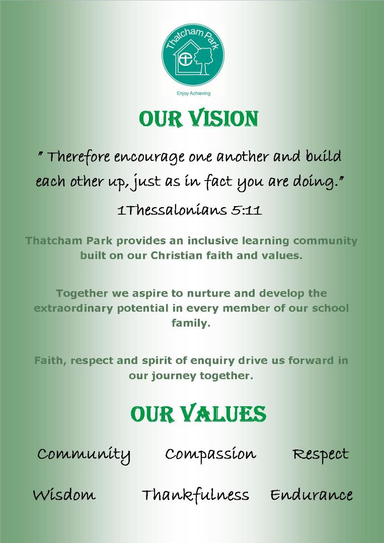 Vision and Values Poster(2)