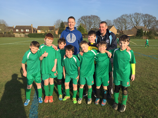 Yr 4 Boyrs Football March 2017(1)
