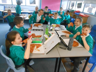 Yr 5 Pizza Express3